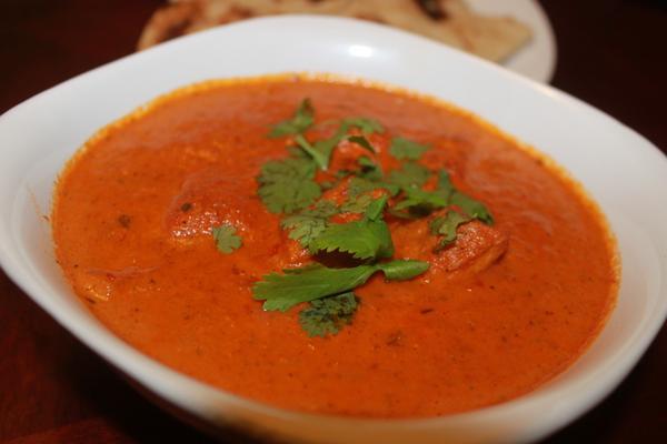 Tandoori Chicken Makhni