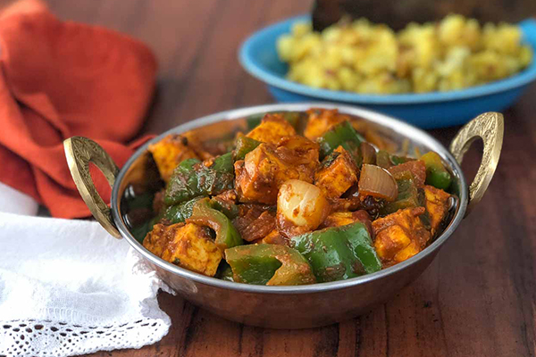 Chicken / Lamb Jalfrezi