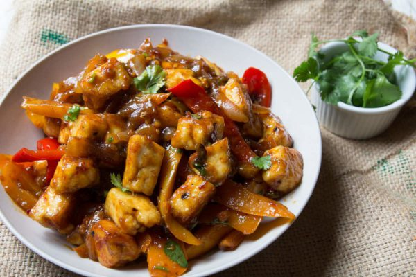 Chilly Paneer