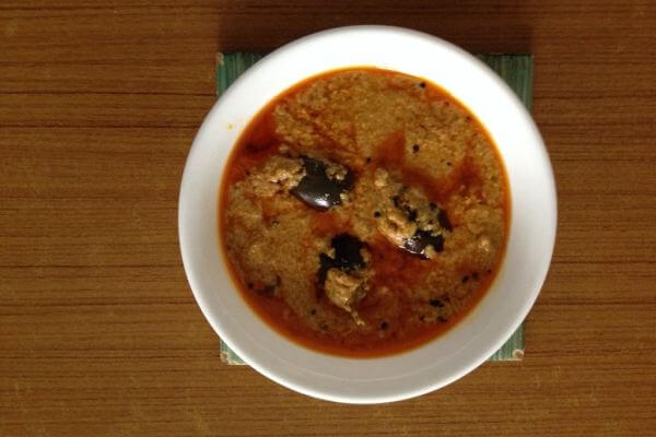Gutti Vankaya (Eggplant) Curry